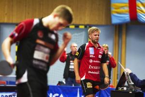 Johan Sondell besegrade Jon Persson.