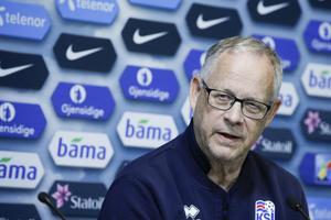 Lars Lagerbäck är en faktor som gjort att Island tagit sig till sitt första mästerskap någonsin.