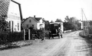 Förr. Lundgrens bageri och konditori 1920-talet.