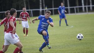 Adamsson stod för fyra av Södras fem mål.