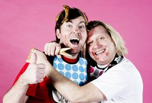 Magnus Kviske och Adam Lindrooz kommer till Sundsvall den 13 mars för att hylla Magnus och Brasse.