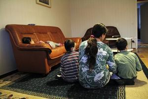 Sakine Cakici och barnen Nursen, Dilaren och Ebubekir gick under jorden efter att deras asylansökan avslagits enligt Dublinförordningen.