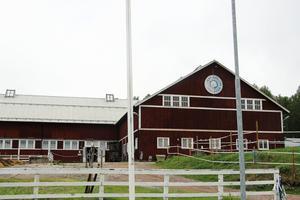 Stallet i Högbo ridklubb