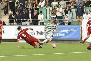 Dennis Persson, VSK Fotboll