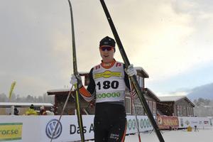 Oskar Svensson, Falun-Borlänge, är med i truppen till junior- och U23-VM i Rumänien.