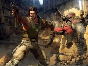 SVENSKT BYGGE. Nyversionen av Capcom-klassikern