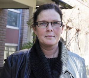 Jessica Landgren, 40, arbetssökande, Lit