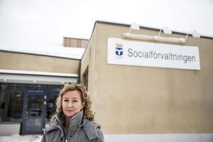Helén Eurenius, chef för Socialförvaltningen i Östersund, har erbjudit andra personalgrupper att prova på kortare arbetsdagar. – Men just nu har de tackat nej.
