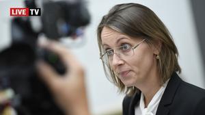 Johanna Möllers försvarsadvokaten Amanda Hikes.