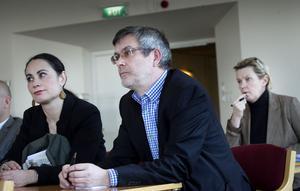 Camila Buzaglo och Kjell Rödin från Skanova har kritiserats av Caroline Schmidt (C).