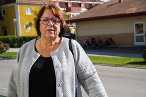 Fagerstabon Ewa Zimmerman är besviken på vårdcentralen Mitt Hjärta efter att hon inte fått boka en ny läkartid.