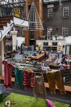 Powerscourt centre, Dublins mysigaste shoppingcenter.