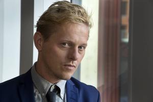 Thure Lindhardt är Saga Noréns nye poliskollega i