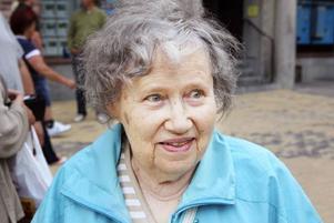 Emmy Landin, 83 år, Östersund: