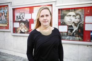 Oktober Filmaren Ulrika Nygren Widmark visade delar av sina projekt under Filmpool Jämtlands 20-årsjubileum.