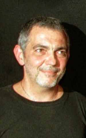 Världskände trumslagaren Steve Gadd.