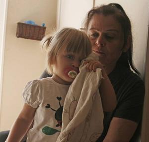 En av 15. Isa Schüttman är en av de 15 barn som fick en plats på Rävlyan innan föreståndaren Viveka Blom konstaterade att det redan var fullt.