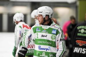 VSK:s Stefan Edberg är reserv i försvaret och kommer också att följa med till Ryssland.