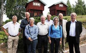 Nobelkommittén tillbringar i dag sista dagen på Green Hotel där man diskuterat årets Nobelpristagare i fysik.FOTO: CHRISTIAN LARSEN