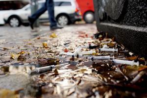 Smutsiga eller rena sprutor? Regionfullmäktige ska fatta beslut.