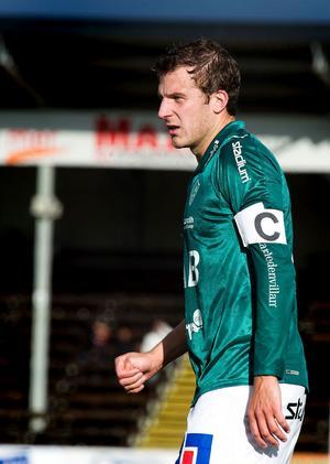 IK Brages lagkapten Niklas Forslund har bestämt sig för att sluta med fotboll.