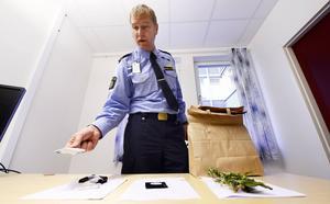Josef Wiklund, chef för polisens brottsförebyggande enhet, varnar för ett nytt betydligt starkare spice.