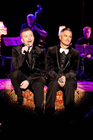 Sean och Magnus. En duo som många älskar, säkert också den publik som var på Gävle teater i går.