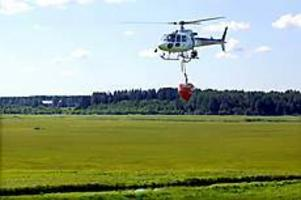Med pengar från länsstyrelsen i Gävleborg  är första steget mot myggbekämpningen kring Dalälven taget.  Nu blir det möjligt att bespruta betydligt större arealer, redan nästa sommar går startskottet.