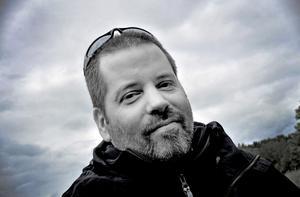 Vill förbättra. Göran Bodlund, förstanamn på Miljöpartiets lista i Nykvarn, arbetar till vardags som förbättringscoach på Scania. Foto: Christina Hjalmarsson