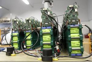 BATTERIER. Utveckling av elfordon och en satsning som kan ge hundratals jobb. Det är vad Electroengine hävdar att Gävle går miste om företaget flyttar från staden.
