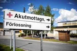 Britt Lindblad minns sin första förlossning, vilken skedde på BB i Sollefteå.