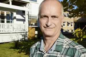 Eric Bagger arbetar med lokalförsörjningsfrågor på Örnsköldsviks kommun.