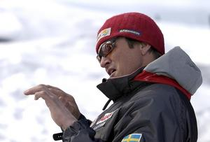 Arkivbild. TV4:s expert Anders Pärson fällde några tårar efter att Åres Kajsa Kling åkt ur i super-G.