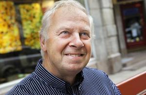 Tommy Johansson, 63 år från Raukasjö fjällgård vid Borgafjäll: