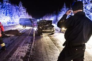 2012 blev ett relativt lugnt år för räddningstjänsten i Ljusdals kommun, inga riktigt stora räddningsinsatser krävdes. Här är dock ett urval av händelser som orsakade utryckning.