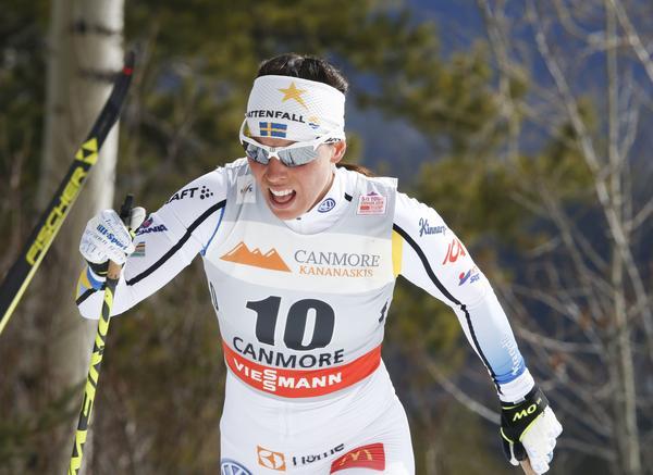 Charlotte Kalla har valt att stå utanför svenska landslaget. Det förvånar de norska kollegorna.