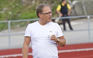 Lasse Öberg ser fram emot onsdagens Widerlöv Cup-semifinal mot VSK Fotboll.