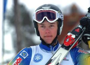 Guldet i super-G var Per Klings första mästerskapsmedalj, och för honom kom guldet lite oväntat.Elisabet Rydell-Janson