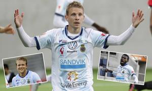 Anders Bååth, Johan Bertilsson och Dioh Williams har utgående kontrakt.
