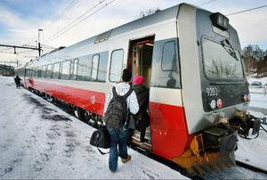Norska regeringen har äntligen satt av pengar för att modernisera Meråkerbanan.