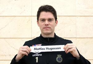 Mattias Hugosson