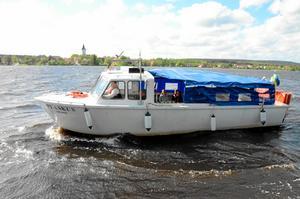 Numera är det gratis att åka med Plaskus mellan ön och fastlandet.