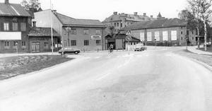 Södra delen av Holmgatan från 1952.