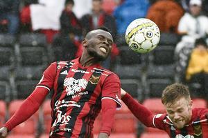 Tv-tittarna går miste Sam Mensiro, Dennis Widgren och övriga ÖFK-spelare i torsdagens Europa League-match mot Fola Esch.