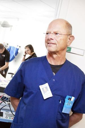 – Det här den bästa arbetsplats jag jobbat på, säger läkaren Bosse Fagerström.