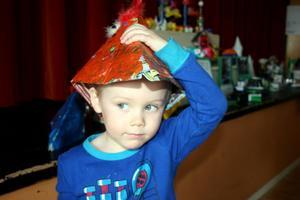 Populärast i Hasselagården i helgen var nog förskolans härliga
