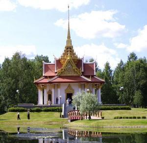 Paviljongen i Ragunda.