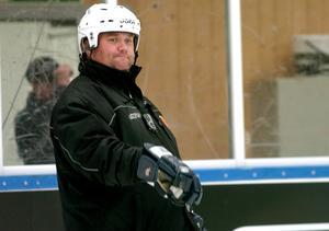 Jens Östlund har återvänt till Ånge efter flera år som tränare i andra klubbar.
