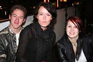Oliver Twist. Andreas, Catarina och Lynn