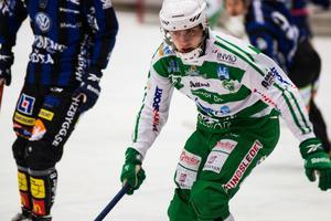 Jesper Norrman mot Sirius på onsdagen.
